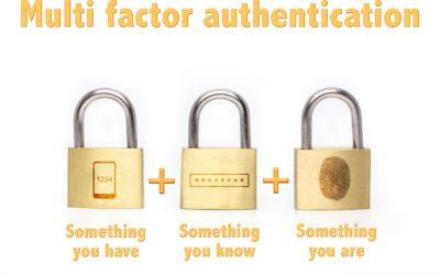 Multi-Factor Authentication– A NecessityforToday's Digital World